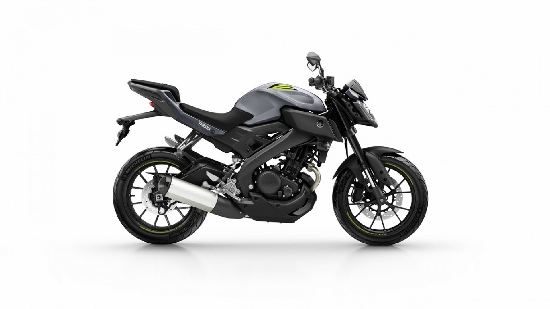 New 2016 Yamaha MT-125 / ABS for sale. Finance available and part ...: www.cmcbikes.com/new-yamaha-motorcycles/2016-yamaha-mt-125-abs