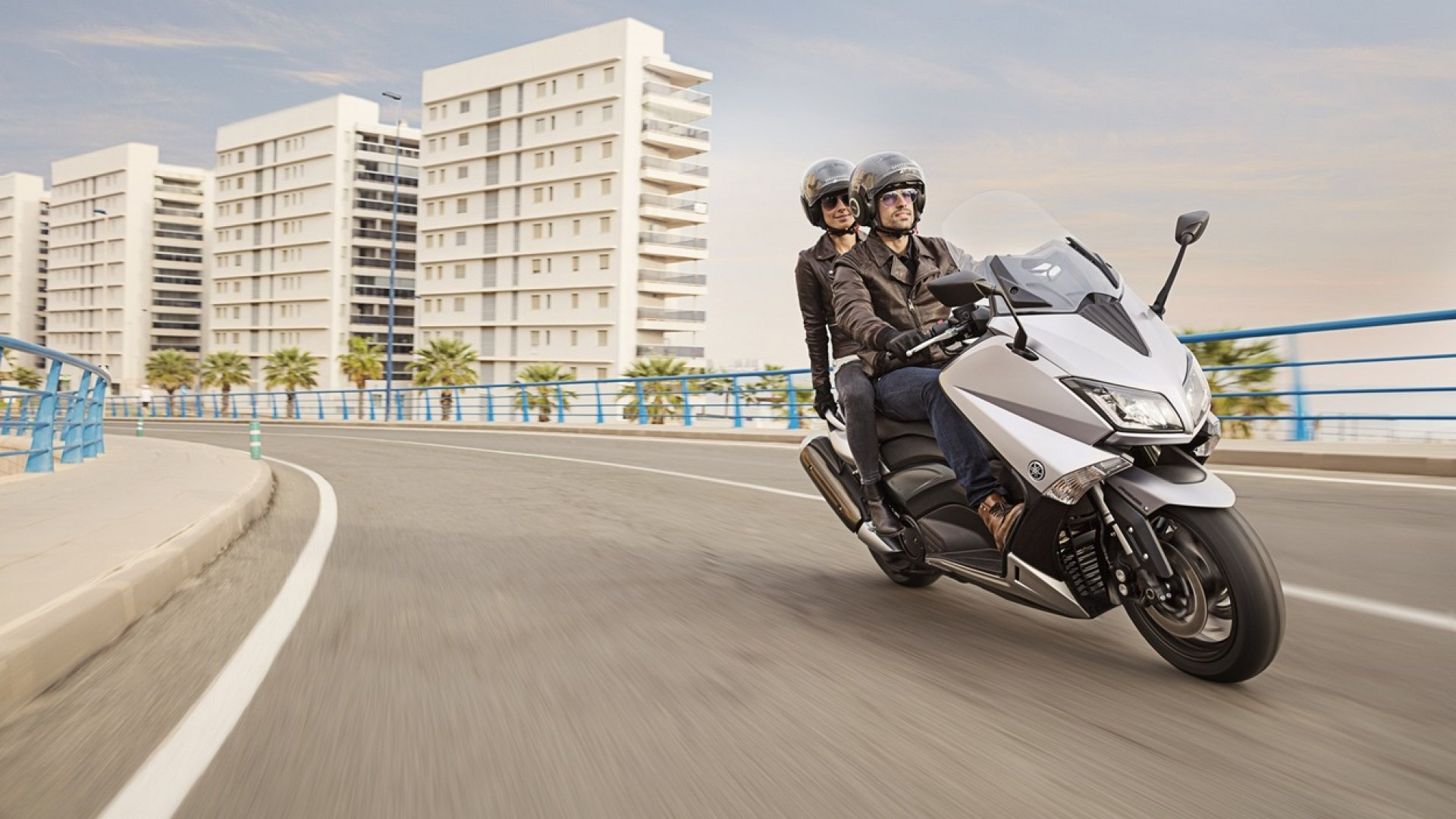 2016 Yamaha TMAX / ABS for sale
