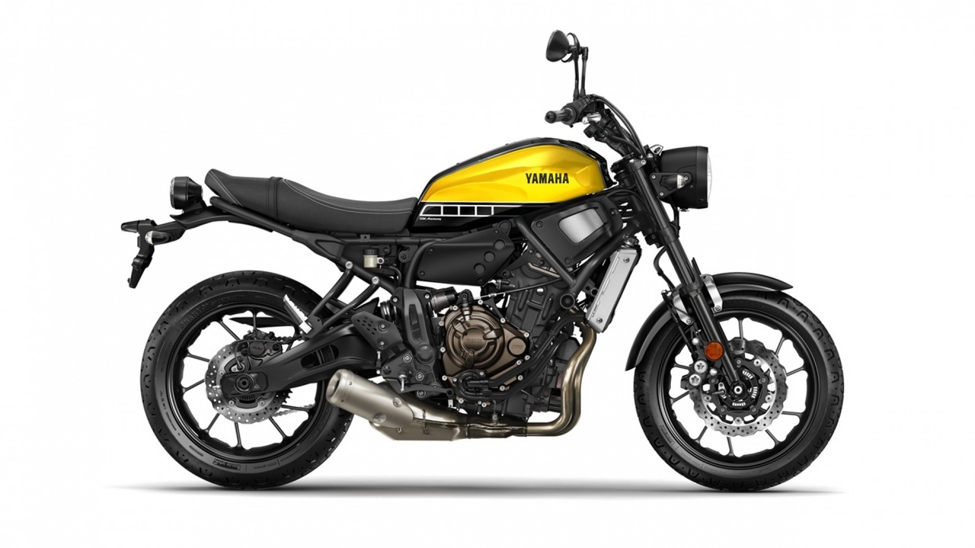 New 2016 yamaha xsr700 abs 60th anniversary for sale for Yamaha dealers in mass